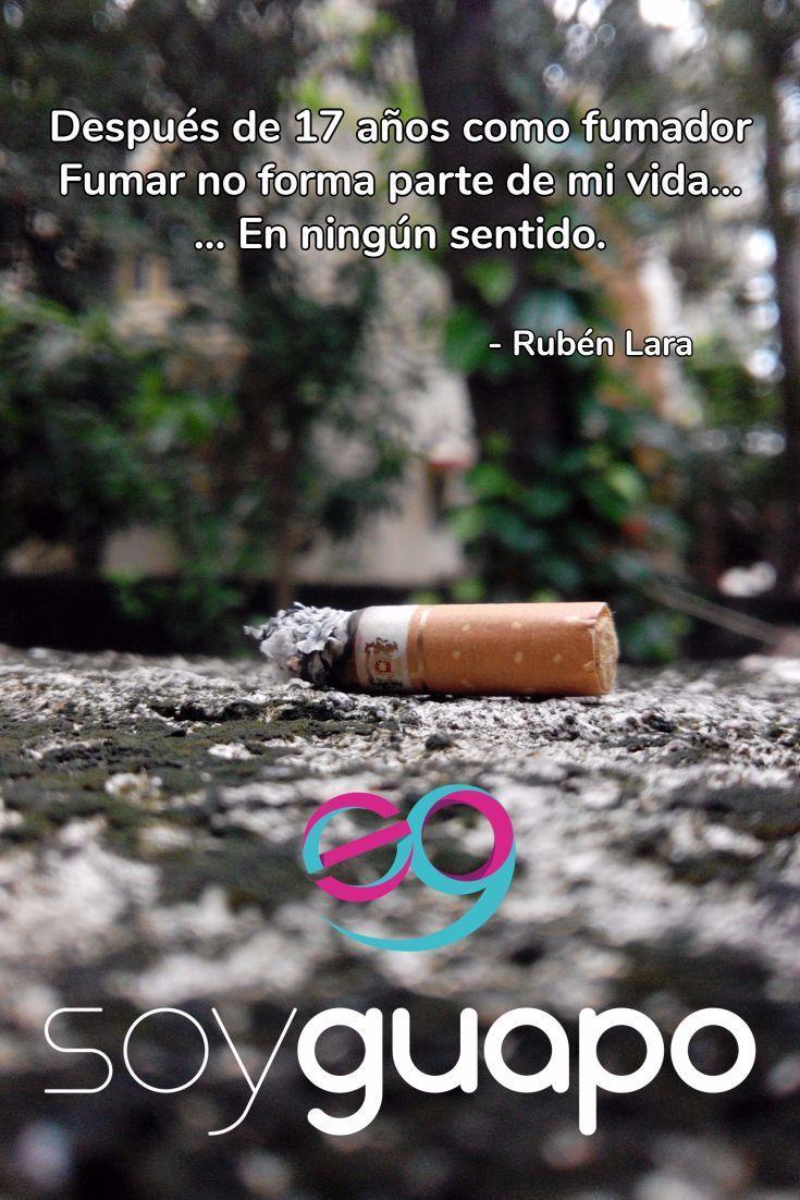 Fumar es asqueroso. Lo he hecho durante 17 años y sé de lo que hablo. 😰Dejarlo es muy sencillo, mucho más de lo que crees, pero es tu mente la que puede convertir la retirada de la nicotina en una pesadilla. 💣Te cuento mi experiencia personal, un éxito en Dejar de Fumar.El logro más importante que conseguirás en tu vida. 🏆🏆🏆#SoyGuapo #RubenLaraSG #Guaperas #Love #Motivacion #Superacion #MueveTuVida #Success #Exito #LifesStyle #Inspiration #Life #SueñosYMetas #Dreams
