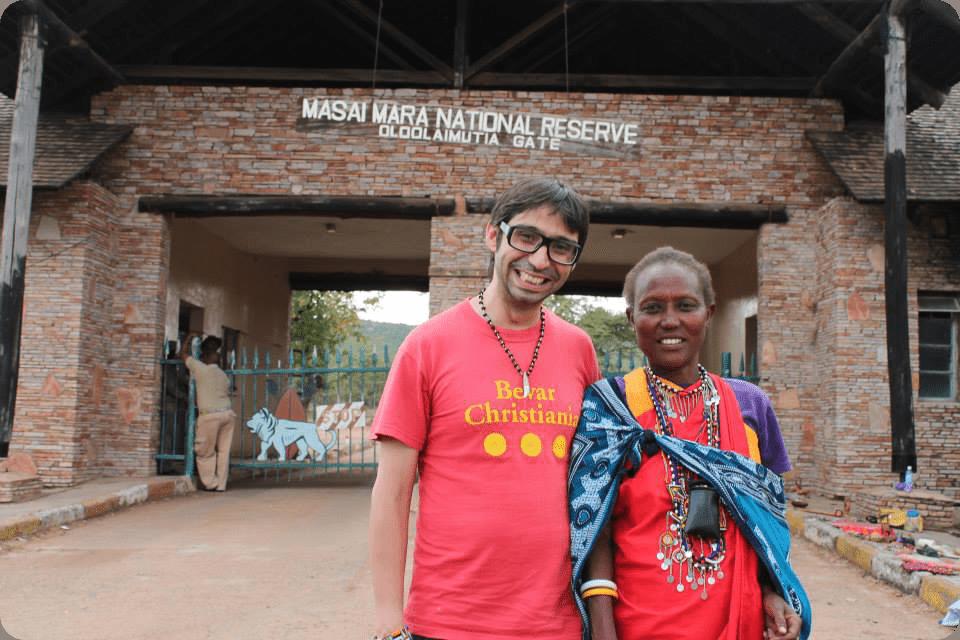 Ruben Lara Reserva Masai Mara