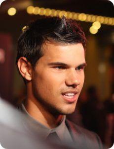Cortes de Pelo Hombre y Taylor Lautner