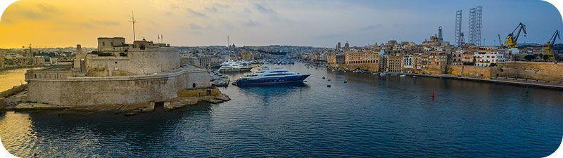 Gran Bahía de Malta