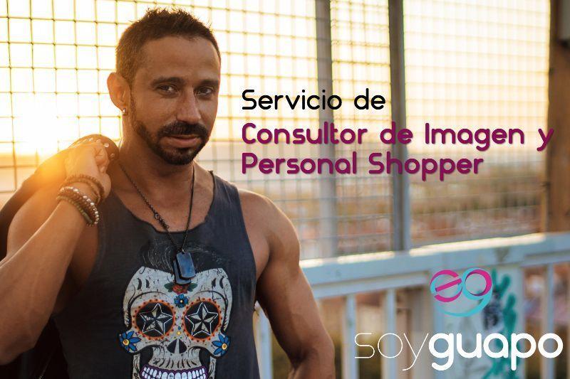 Servicio de Asesor de Imagen Personal y Personal Shopper