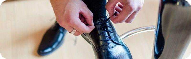 Como poner cordones