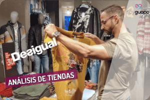 Análisis de Tiendas de Moda | Outfit para Hombre de Desigual