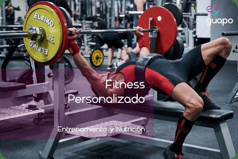 Entrenador Personal Fitness Online